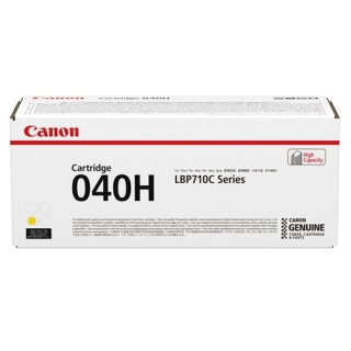 Canon cartridge 040H (CRG-040H) yellow original