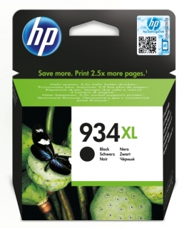 HP 934 XL (C2P23AE) black original