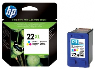 HP 22 XL (C9352CE) color original