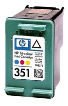 HP 351 (CB337EE) color - renovace