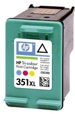 HP 351 XL (CB338EE) color - renovace