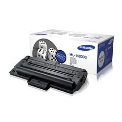 Samsung ML-1520D3 black Originál Originální toner Samsung ML-1520 D3 - černý