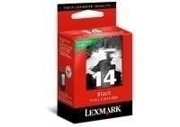 Lexmark 18C2090E black original Originální inkoustová cartridge Lexmark 18C2090E - černá