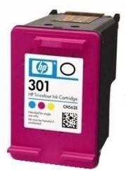 HP 301 (HP CH562EE) color - renovace Repasování vaší prázdné cartridge HP301 (CH562E)