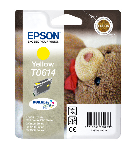 Epson T0614 yellow Original