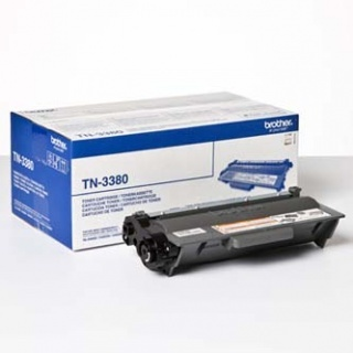 Brother TN-3380 black original Originální toner Brother TN3380 - černý