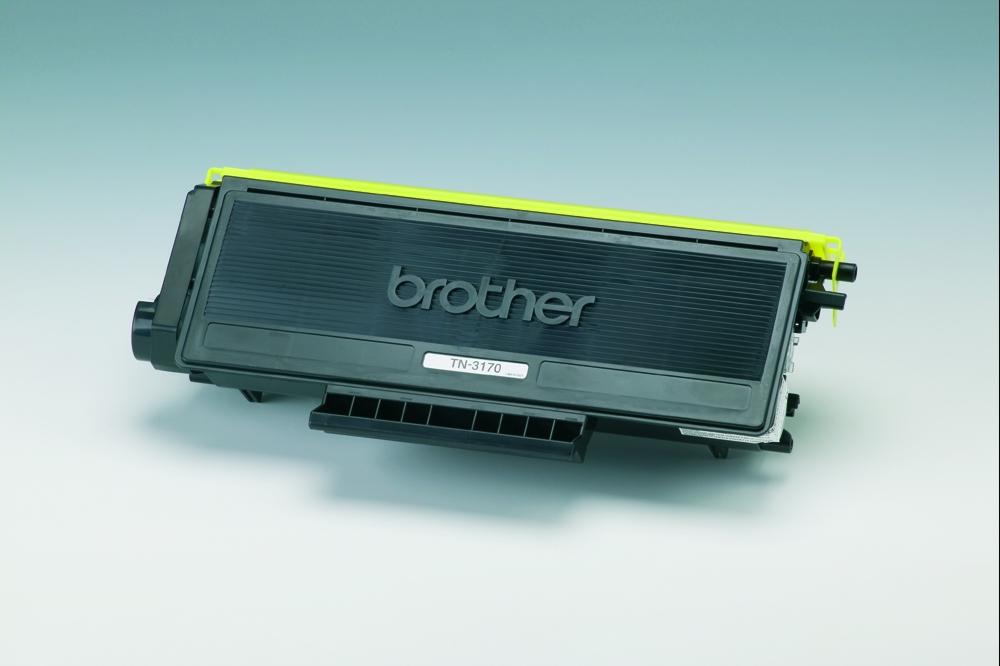 Brother TN-3170 black original Originální cartridge Brother TN3170 - černá