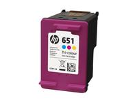 HP 651 (C2P11AE) color - repas Renovace vaší prázdné cartridge HP651 - barevná