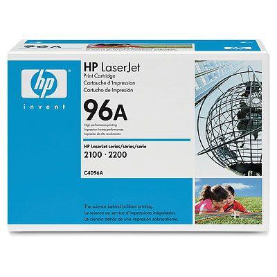 HP 96A (C4096A) black Originál Originální cartridge HP96A (C4096A) - černá