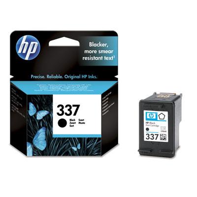 HP 337 (HP C9364EE) black Originál Originální cartridge HP337 (C9364EE) - černá
