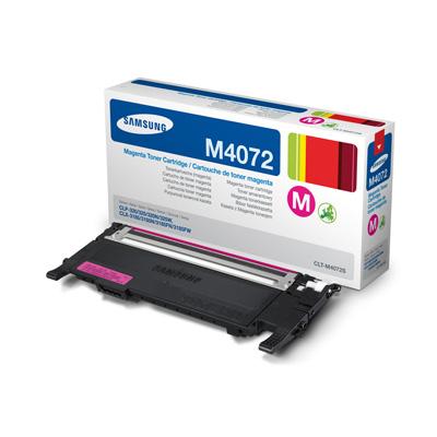 Samsung CLT-M4072S magenta Originál Originální cartridge Samsung CLTM4072S - purpurová