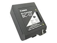 Canon BC-02 black - renovace Repasování vaší prázdné cartridge Canon BC02