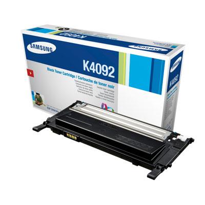 Samsung CLT-K4092S black Originál Originální cartridge Samsung CLTK4092S - černá