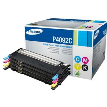Samsung CLT-P4092C multipack CMYK Originál Originální cartridge Samsung CLTP4092C - sada barev CMYK
