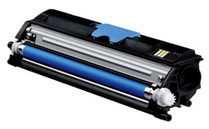 Konica Minolta A0V30HH cyan compatible Kompatibilní cartridge Konica Minolta A0V30HH - azurová