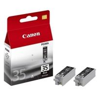 Canon PGI-35 black TwinPack Originál Originální náplň Canon PGI35 - černá (2x)