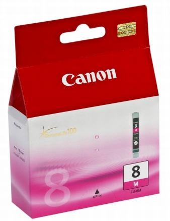 Canon CLI-8M magenta Originál Originální purpurová náplň CLI8 M