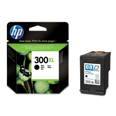 HP CC641EE (HP 300 XL) black Originál Originální cartridge HPCC641EE (HP 300xl) - černá