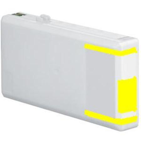 Epson T7014 yellow compatible Kompatibilní cartridge Epson T-7014 - žlutá