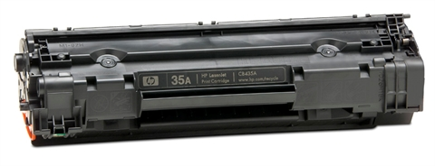 HP CB435A (HP 35A) black compatible