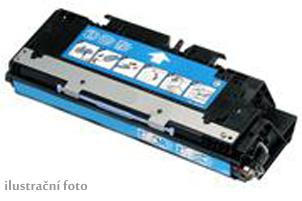 HP Q7581A cyan compatible Kompatibilní cartridge HP Q7581A - azurová