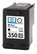 HP 350 (CB335EE) black - renovace Repasování vaší prázdné cartridge HP350