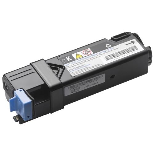 Dell DT615 (593-10258) black Originál Originální cartridge Dell DT 615 (59310258) - černá