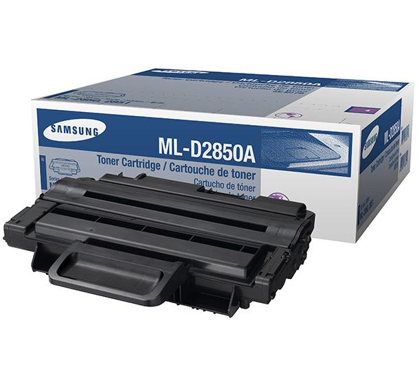 Samsung ML-D2850A black Originál Originální cartridge Samsung ML-D2850A - černá