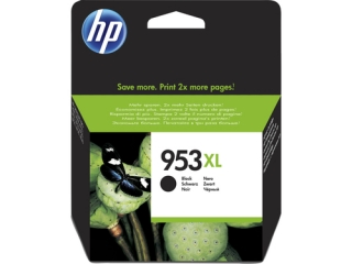 HP 957XL (L0R40AE) black original