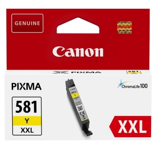 Canon CLI-581XXLY yellow Original