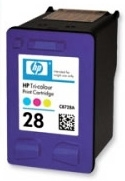 HP 28 (C8728AE) color - renovace