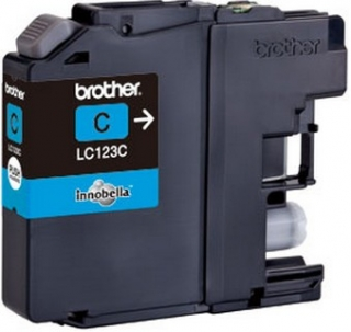 Brother LC-123C cyan original