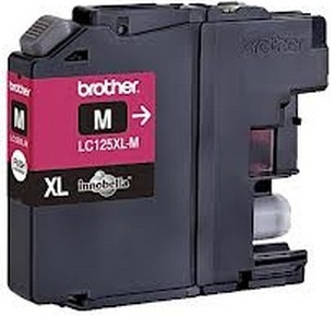 Brother LC-125XLM - magenta original