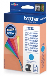 Brother LC-223C cyan - original