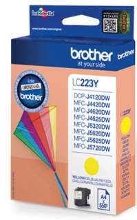 Brother LC-223Y yellow - original