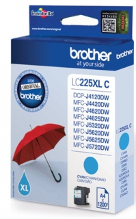Brother LC-225XLC - cyan original