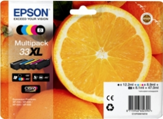 Epson T33XL (C13T33574011) multipack original