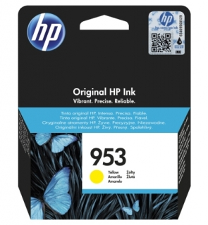 HP 953 (F6U14AE) yellow original