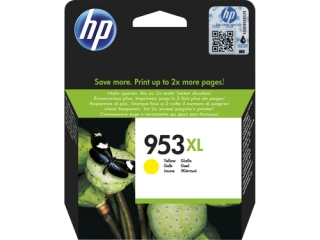 HP 953XL (F6U18AE) yellow original