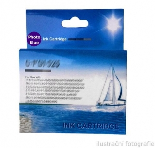 Canon CLI-581XXLPB photo blue compatible