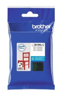 Brother LC-3619XLC - cyan original