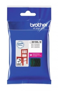 Brother LC-3619XLM - magenta original
