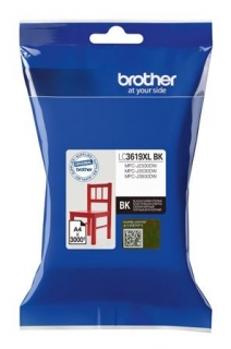 Brother LC-3619XLBk - black original