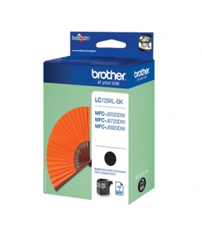 Brother LC-129XLBK - black original