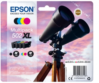 Epson 502XL - CMYK multipack original