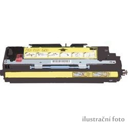 HP Q7582A yellow compatible